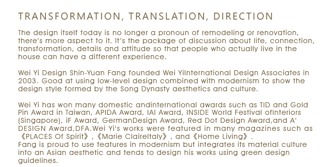 TRANSFORMATION, TRANSLATION, DIRECTION